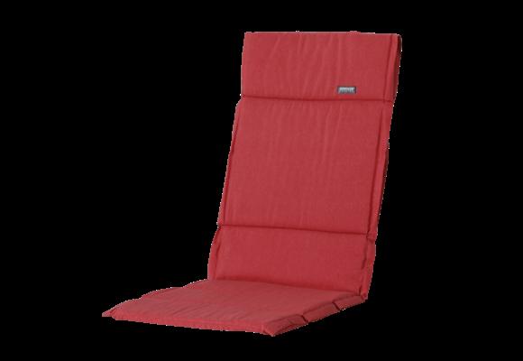 Madison Fiber de luxe kussen | Panama Brick Red | 125x50cm