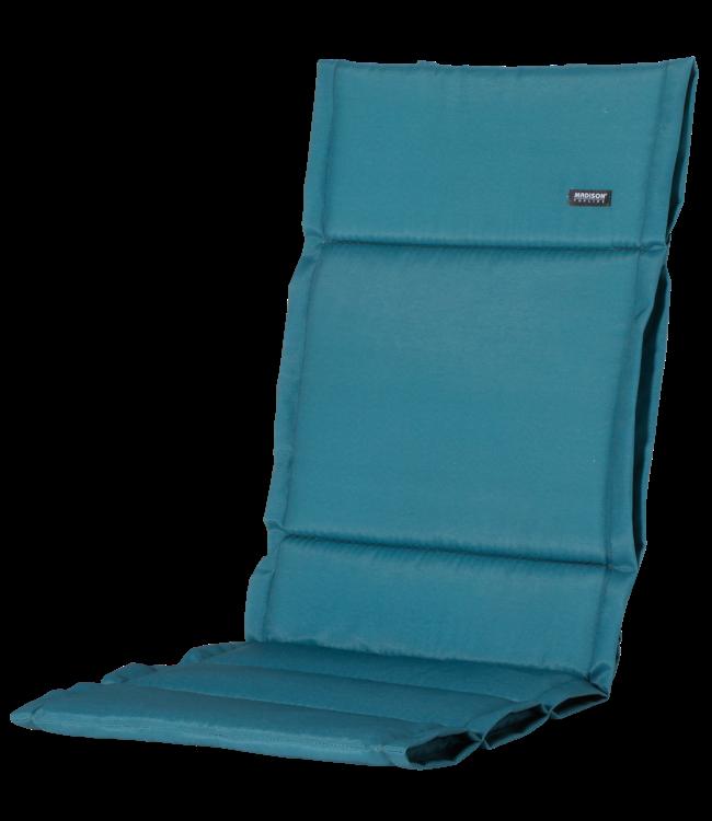 Madison Madison Fiber de luxe kussen | Panama Sea Blue | 125x50cm