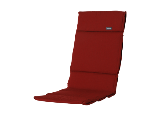 Madison Fiber de luxe kussen | Rib Red | 125x50cm