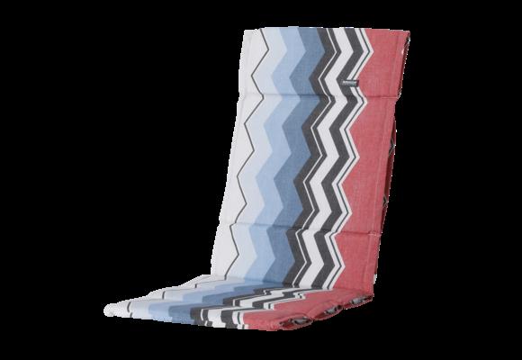 Madison Fiber de luxe kussen | Chris Red | 125x50cm