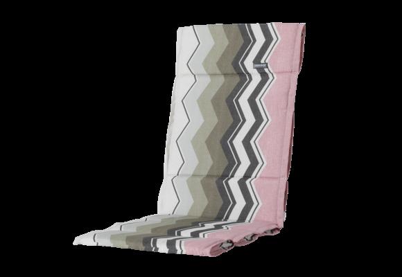 Madison Fiber de luxe kussen | Chris Pink | 125x50cm