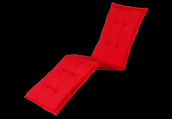 Madison Ligbed kussen | Panama Red | 200x60cm
