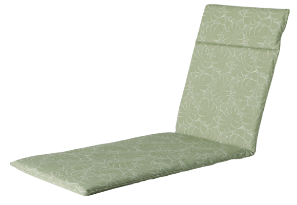 Madison Ligbed kussen | Outdoor Palm Green | 190x60cm
