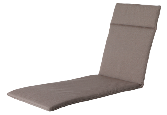 Madison Ligbed kussen   Outdoor Manchester Taupe   190x60cm