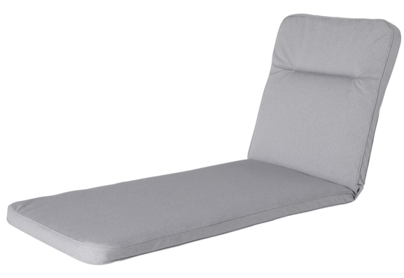 Madison Excellent Ligbed kussen | Outdoor Manchester Light Grey | 190x60cm