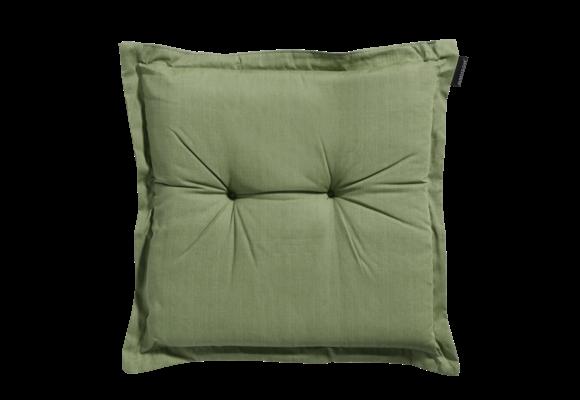 Madison Hocker kussen | Basic Green | 50x50cm
