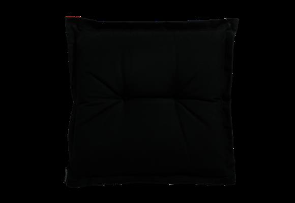 Madison Hocker kussen | Panama Black | 50x50cm