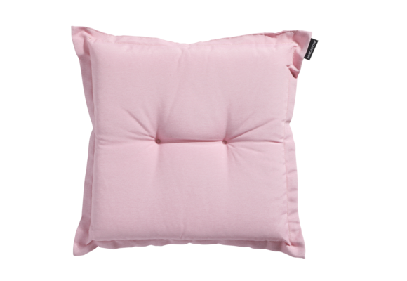 Madison Hocker kussen   Panama Soft Pink   50x50cm