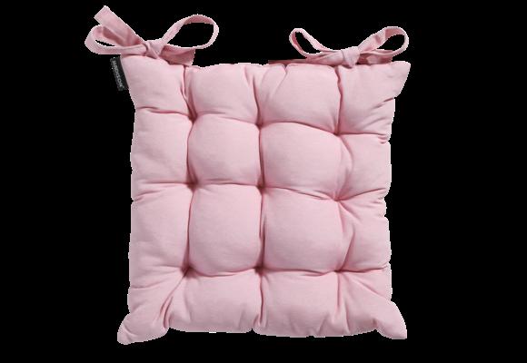 Madison Toscane kussen | Panama Soft Pink | 46x46cm