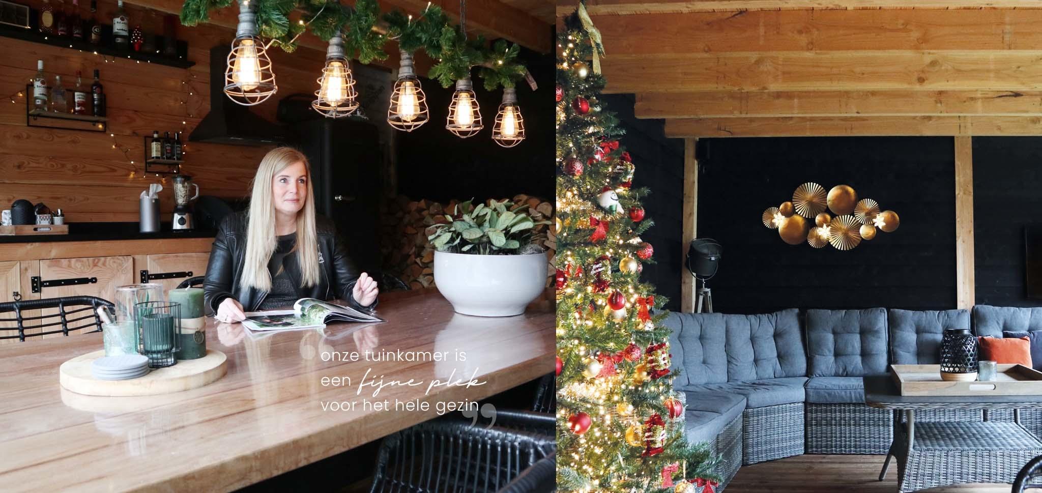 Blog sfeervolle kerst tuin