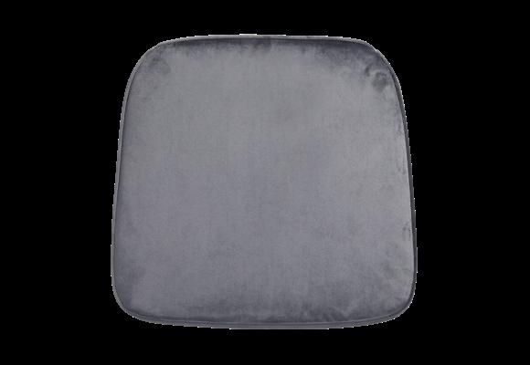 Madison Wickerkussen Universeel | Outdoor Velvet Grey | 46x48cm