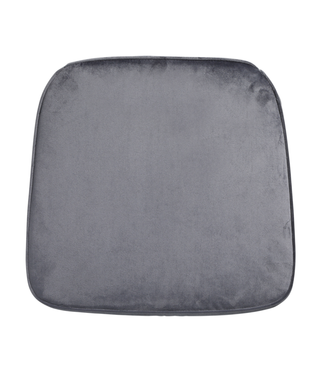 Madison Madison Wickerkussen Universeel | Outdoor Velvet Grey | 46x48cm