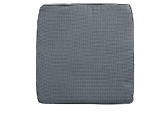 Madison Wickerkussen Multi | Rib Grey | 48x48cm