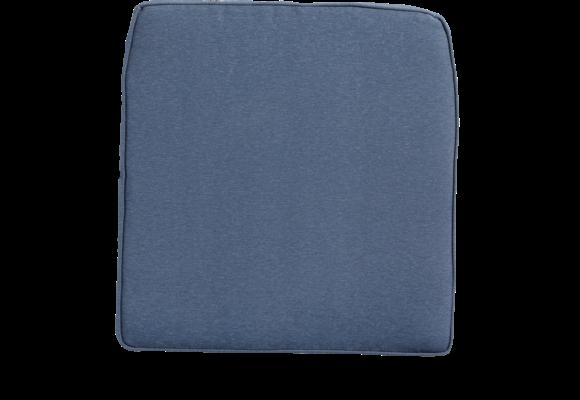 Madison Wickerkussen Multi | Panama Safier Blue | 48x48cm