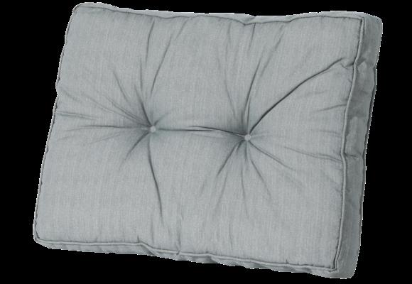 Madison Florance Loungekussen | Basic Grey | ca. 60x43cm