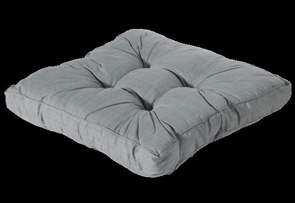 Madison Florance Loungekussen   Basic Grey   ca. 73x73cm
