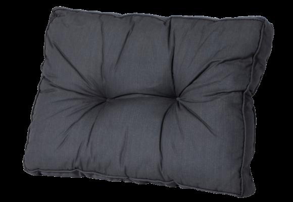 Madison Florance Loungekussen | Basic Black | ca. 73x43cm