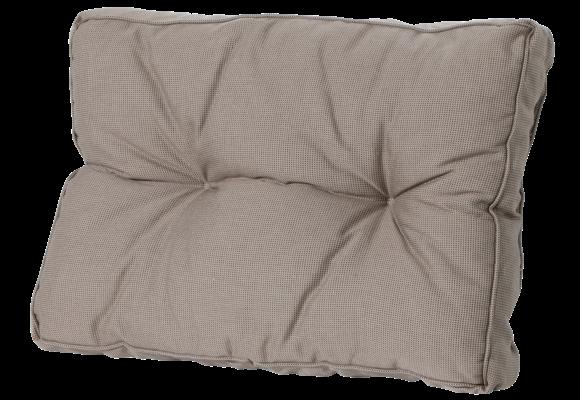 Madison Florance Loungekussen | Rib Liver | ca. 60x43cm