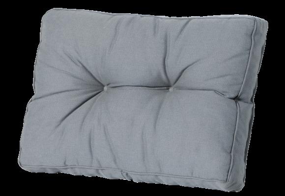 Madison Florance Loungekussen | Rib Grey | ca. 60x43cm