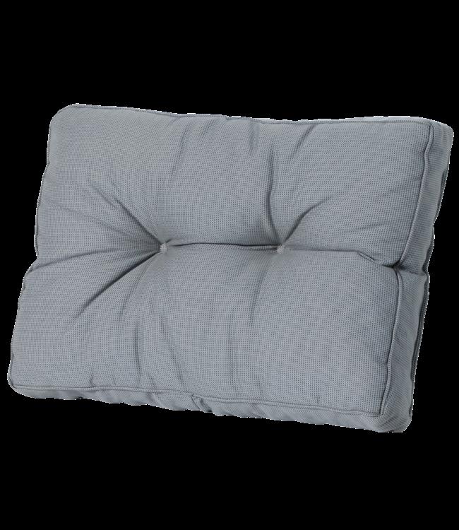 Madison Madison Florance Loungekussen | Rib Grey | ca. 73x43cm