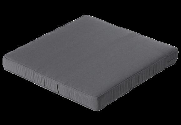 Pure Luxe Loungekussen | Panama Grey | 73x73cm