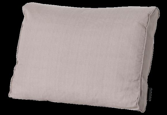 Madison Luxe Loungekussen | Basic Taupe | 73x40cm