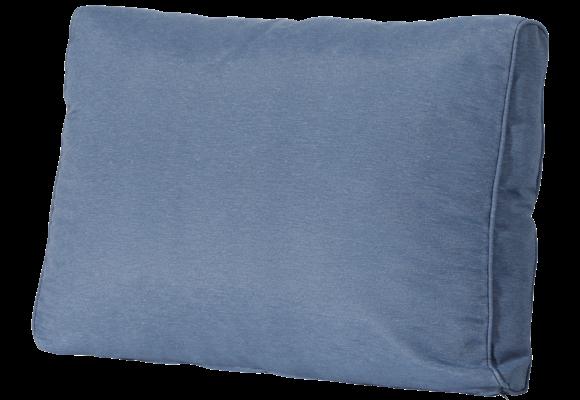 Madison Luxe Loungekussen | Panama Safier Blue | 60x40cm