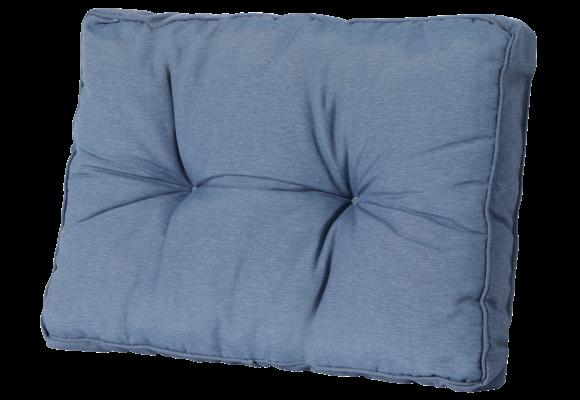 Madison Florance Loungekussen | Panama Safier Blue | 60x43cm