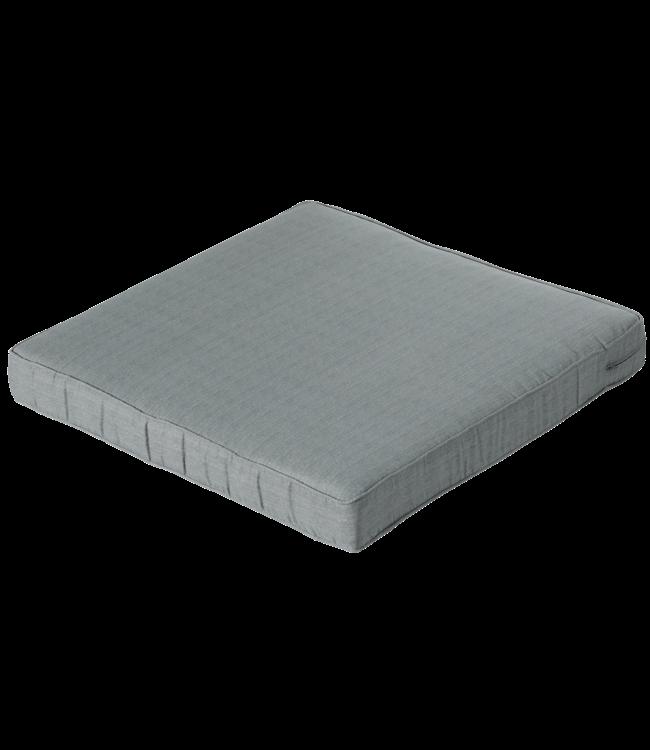 Madison Madison Luxe Loungekussen | Basic Grey | 73x73cm