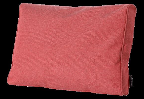 Madison Luxe Loungekussen | Outdoor Manchester Red | 60x40cm