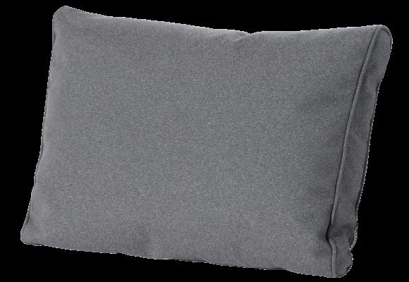 Madison Luxe Loungekussen | Outdoor Manchester Grey | 73x40cm