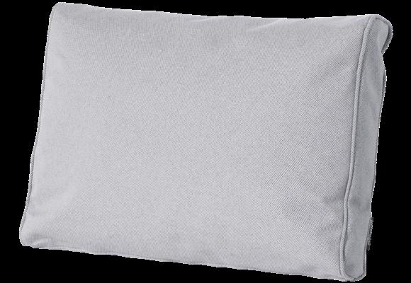 Madison Luxe Loungekussen | Outdoor Manchester Light Grey | 73x40cm
