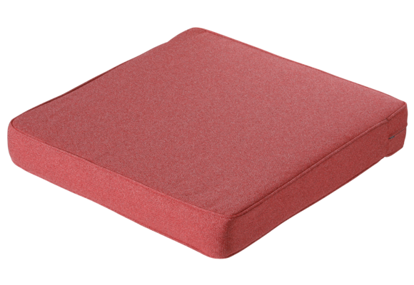 Madison Luxe Loungekussen | Outdoor Manchester Red | 73x73cm