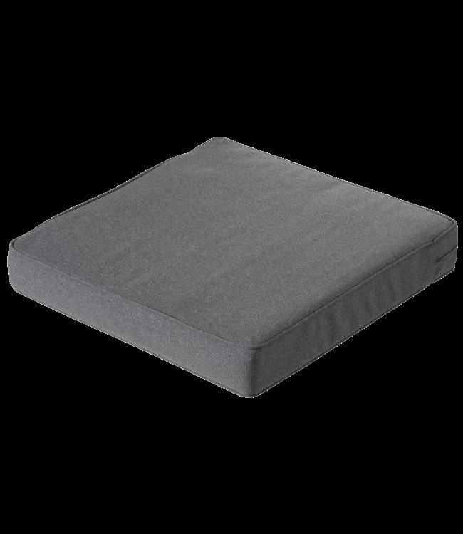 Madison Madison Luxe Loungekussen | Outdoor Manchester Grey | 73x73cm
