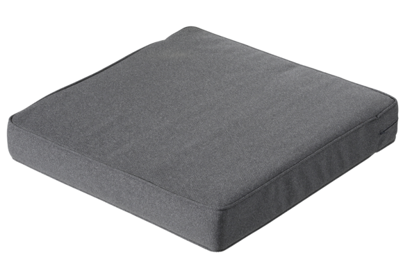 Madison Luxe Loungekussen | Outdoor Manchester Grey | 60x60cm