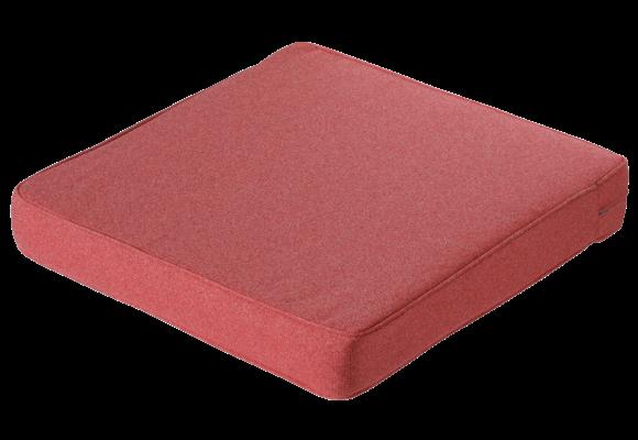 Madison Luxe Loungekussen | Outdoor Manchester Red | 60x60cm