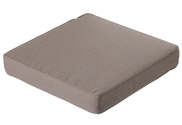 Madison Luxe Loungekussen | Outdoor Manchester Taupe | 60x60cm