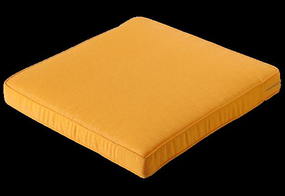 Madison Luxe Loungekussen   Panama Golden Glow   60x60cm