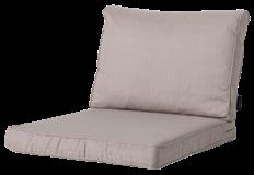 Madison Luxe Loungekussens | 60x60 + 60x40cm