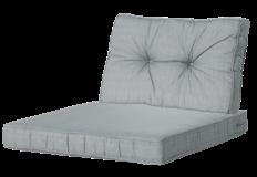 Madison Luxe/Florance Loungekussens   60x60 + 60x43cm