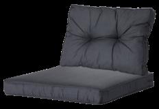 Madison Luxe/Florance Loungekussens   73x73 + 73x43cm