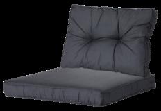 Madison Luxe/Florance Loungekussens | 4 SETS | 60x60 + 60x43cm