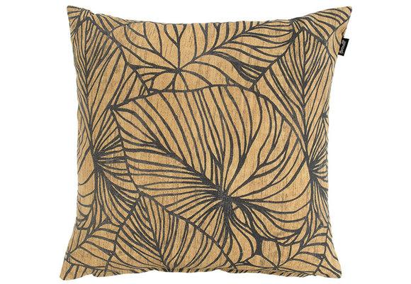 No Time To Waste Sierkussen | Lily Yellow | 50x50cm