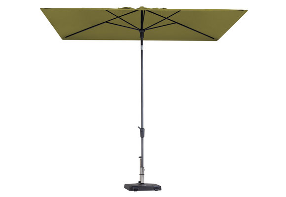 Madison Parasol | Mikros Luxe | Sage Green | 300x200cm