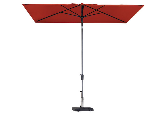 Madison Parasol | Mikros Luxe | Brick Red | 300x200cm