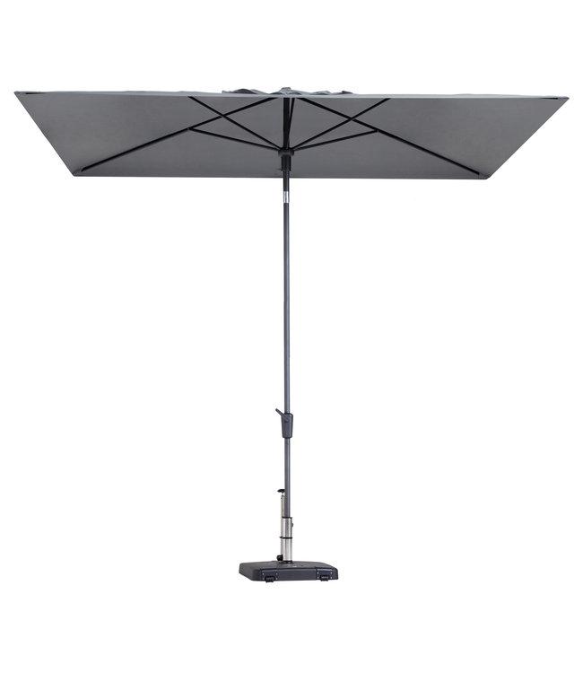 Madison Madison Parasol | Mikros Luxe | Light Grey | 300x200cm