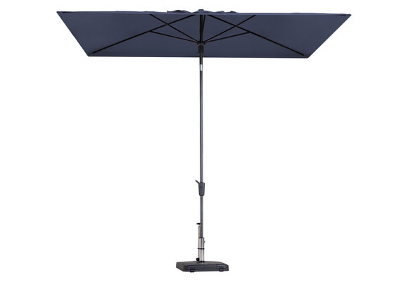 Madison Parasol | Mikros Luxe | Safier Blue | 300x200cm