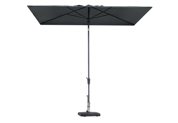 Madison Parasol | Mikros Luxe | Grey | 300x200cm