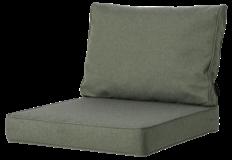 Madison Luxe Outdoor Loungekussens | 60x60 + 60x40cm | Extra dik