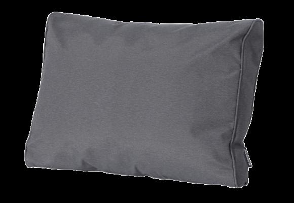 Pure Luxe Loungekussen | Outdoor Panama Grey |73x40cm